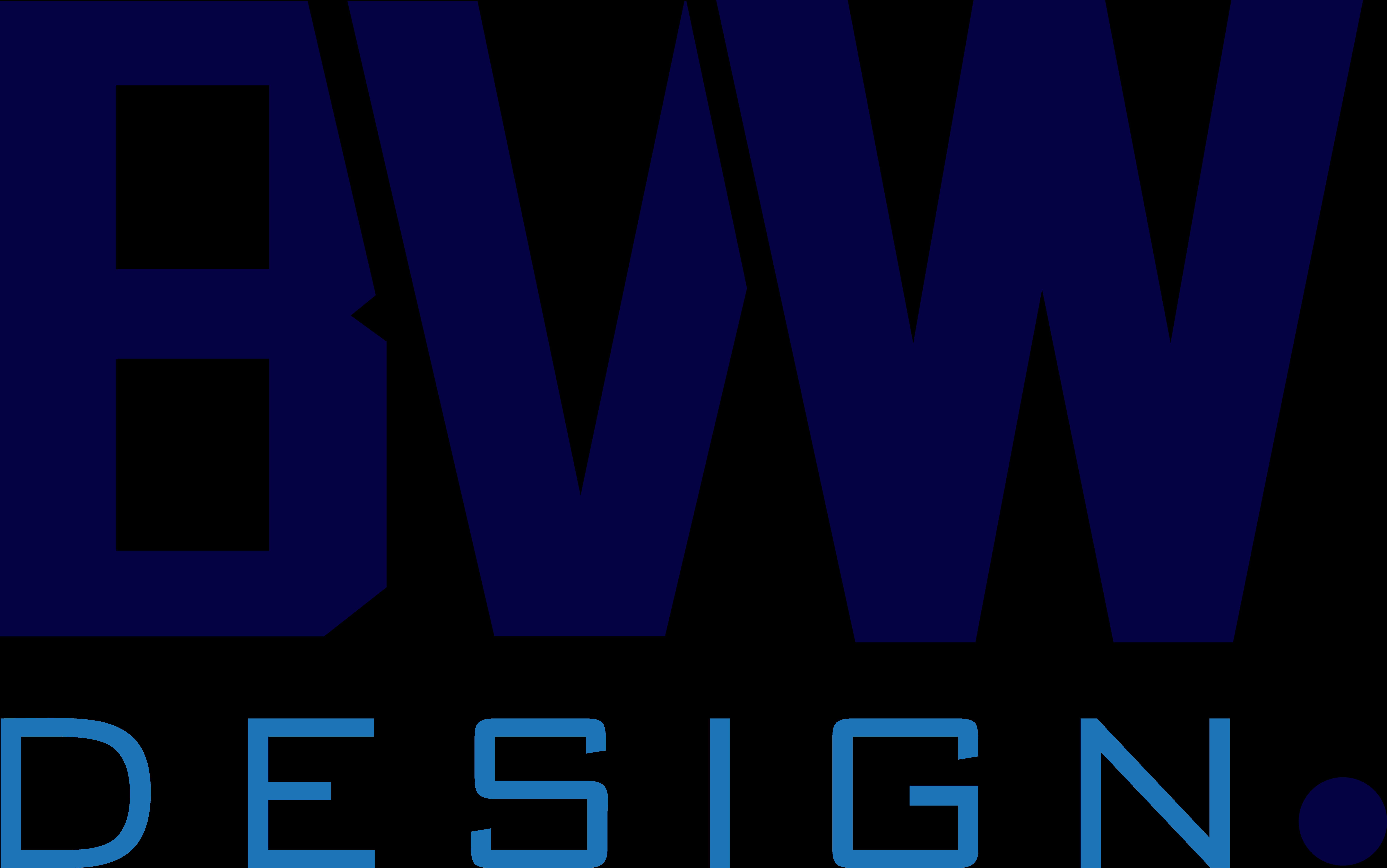 logo bvw design