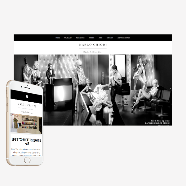 Responsive Webdesign Marco Chiodi_BVW Design